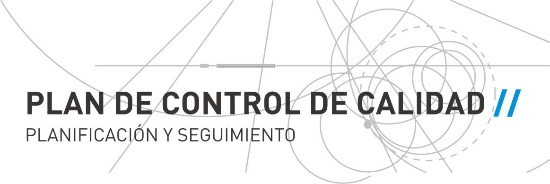 Plan de Control de Calidad | www.iccl.es.